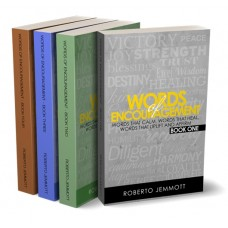 Words of Encouragement Series 4-Book Combo