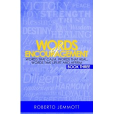Words of Encouragement: Book Three
