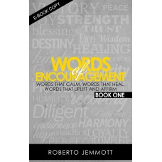 Words of Encouragement: Book One Ebook