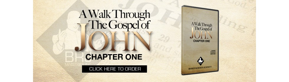 Book of John - Chapter 1