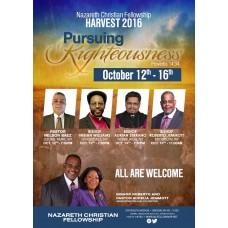 Harvest 2016: Pursuing Righteousness