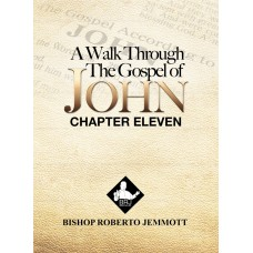 A Walk Through the Gospel of John - Chapter 11