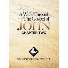 A Walk Through the Gospel of John - Chapter 2