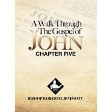 A Walk Through the Gospel of John - Chapter 5