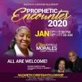 Prophetic Encounter 2020 with Elder Johnola T. Morales