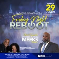 Friday Night Reboot: I Got You